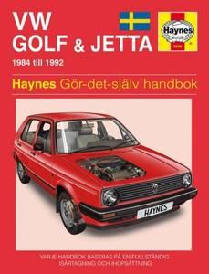 Bilde av Volkswagen Golf & Jetta II (84 -