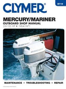 Bilde av Mercury Mariner 3.9 - 135 HP