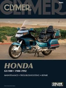 Bilde av Clymer Manuals Honda GL1500 Gold