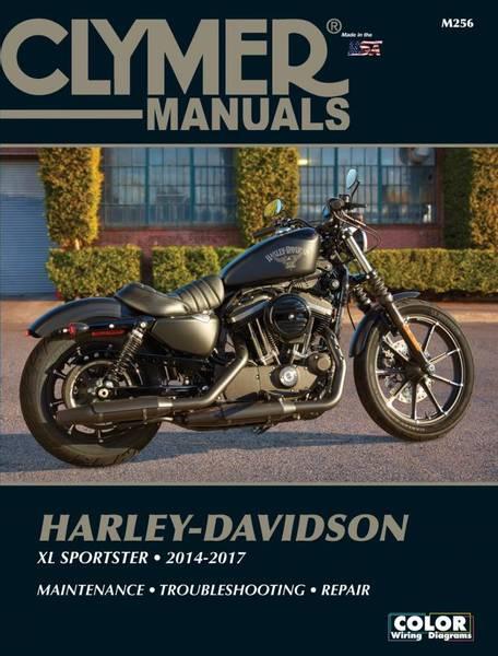 Harley-Davidson XL Sportster (2014 - 2017)