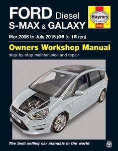 Bilde av Ford S-MAX & Galaxy Diesel