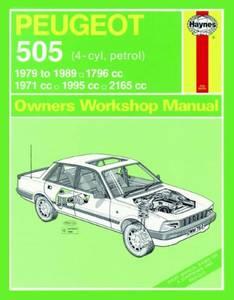 Bilde av Peugeot 505 Petrol (79 - 89) up