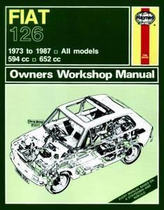 Bilde av Haynes bilbok Fiat 126 (73 - 87)