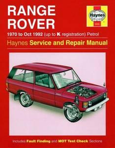Bilde av Range Rover V8 Petrol (70 - Oct