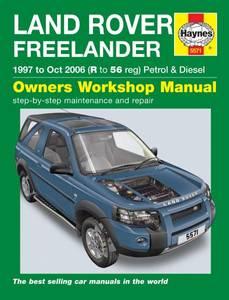 Bilde av Land Rover Freelander (97 - Oct