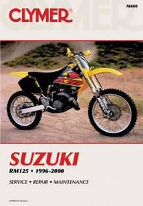 Bilde av Clymer Manuals Suzuki RM125