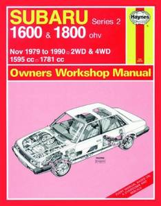 Bilde av Haynes verkstedmanual Subaru