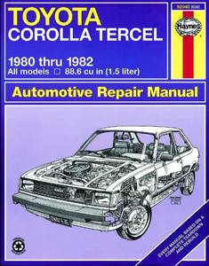 Bilde av Toyota Corolla Tercel (80 - 82)
