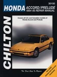 Bilde av Honda Accord/Prelude (84 - 95)