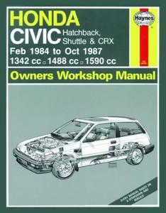 Bilde av Honda Civic (Feb 84 - Oct 87) A