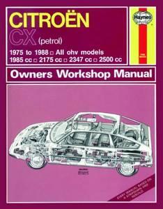 Bilde av Citroen CX Petrol (75 - 88) up