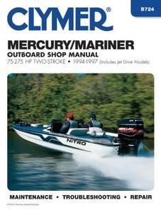 Bilde av Clymer Manuals Mercury/Mariner