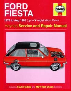 Bilde av Ford Fiesta (76 - Aug 83) up to