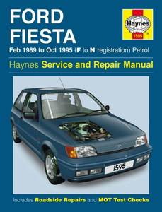 Bilde av Ford Fiesta Petrol (Feb 89 - Oct
