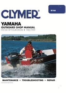 Bilde av Yamaha 9.9-100 HP Four-Stroke