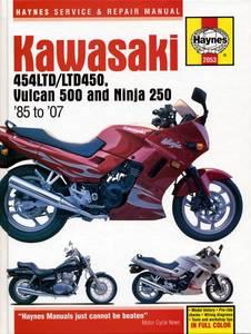 Bilde av Kawasaki 454LTD/LTD450, Vulcan