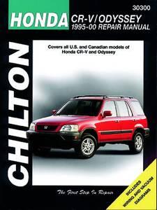 Bilde av Honda CR-V/Odyssey (95 - 00)