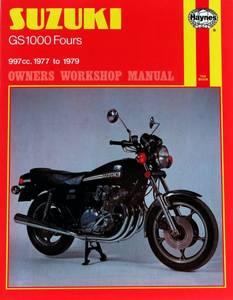 Bilde av Suzuki GS1000 Four (77 - 79)