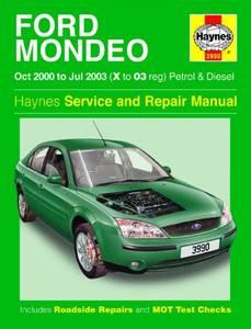 Bilde av Ford Mondeo Petrol and Diesel