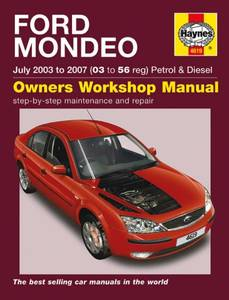 Bilde av Ford Mondeo Petrol & Diesel