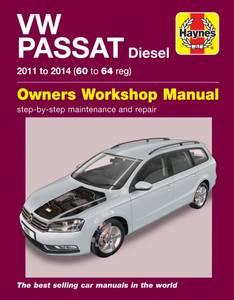 Bilde av Volkswagen Passat Diesel (11-14)