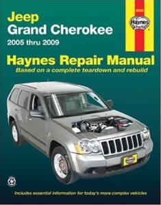 Bilde av Jeep Grand Cherokee (05 - 09)