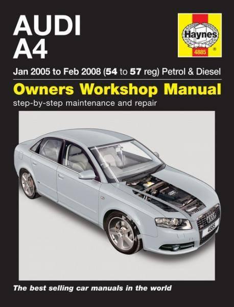 Audi A4 Petrol & Diesel (Jan 05 to Feb 08)