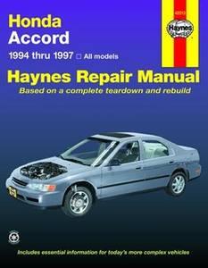Bilde av Honda Accord (94 - 97) (USA)