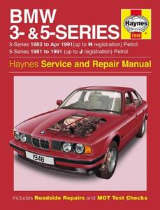 Bilde av BMW 3- and 5-Series Petrol (81 -