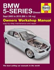 Bilde av BMW 5 Series diesel (Sept 03 -