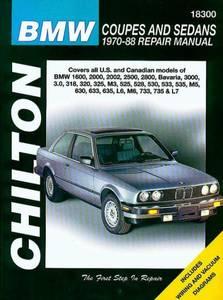 Bilde av BMW Coupes and Sedans (70 - 88)