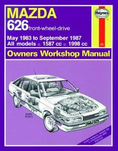 Bilde av Mazda 626 (May 83 - Sept 87) up