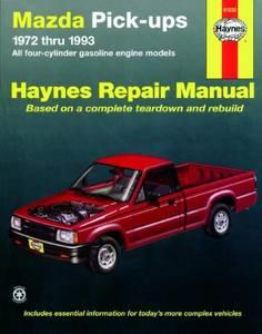 Bilde av Mazda Pick-ups (72 - 93), Haynes