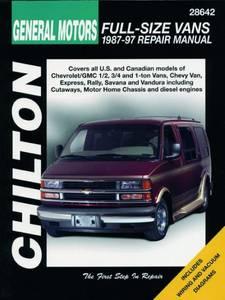 Bilde av Chevrolet Vans (87 - 97)