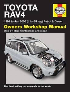 Bilde av Toyota RAV4 Petrol & Diesel (94