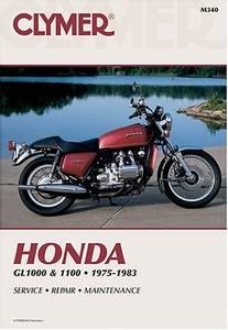 Bilde av Clymer Manuals Honda GL1000 and