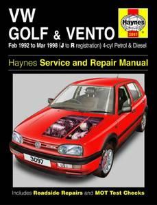 Bilde av Volkswagen Golf and Vento Petrol