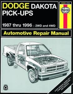 Bilde av Dodge Dakota Pick-ups (87 - 96)