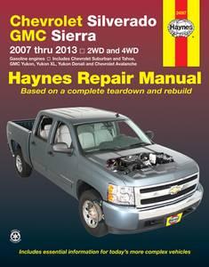 Bilde av Chevrolet Silverado & GMC Sierra
