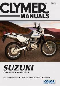 Bilde av Clymer Manuals Suzuki DR650SE