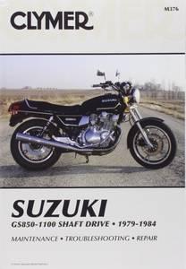 Bilde av Clymer Manuals Suzuki GS850-1100