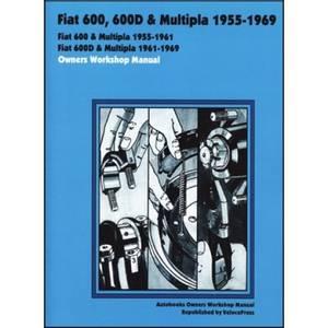 Bilde av Fiat 600, 600D & Multipla