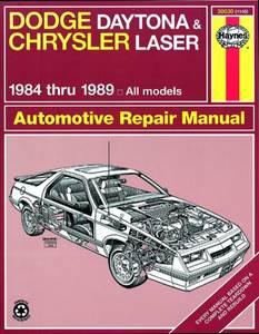 Bilde av Dodge Daytona and Chrysler Laser