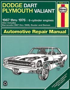 Bilde av Dodge Dart and Plymouth Valiant